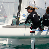 EUROPEAN TOUR   NACRA 17 ' 2014