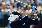 Bubba Watson (Usa) during the practice round of Ryder Cup 2018, at Golf National in Saint-Quentin-en-Yvelines, France, September 26, 2018 - Photo Philippe Millereau / KMSP / ProSportsImages / DPPI
