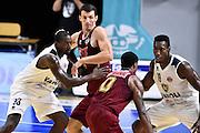 Benjamin Ortner, Marquez Haynes<br /> Vanoli Cremona - Umana Reyer Venezia<br /> Lega Basket Serie A 2016/2017<br /> Cremona, 14/09/2016<br /> Foto Ciamillo-Castoria