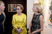 HARRIET WEINTRAUB; JANE SMALLEY, Galen and Hilary Weston host the opening of Beatriz Milhazes Screenprints. Curated by Iwona Blazwick. The Gallery, Windsor, Vero Beach, Florida. Miami Art Basel 2011