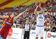 DESCRIZIONE : Skopje Nazionale Italia Uomini Torneo internazionale Italia Macedonia Italy Republic of Macedonia<br /> GIOCATORE : Pietro Aradori<br /> CATEGORIA : tiro three points<br /> SQUADRA : Italia Italy<br /> EVENTO : Torneo Internazionale Skopje<br /> GARA : Italia Macedonia Italy Republic of Macedonia<br /> DATA : 26/07/2014<br /> SPORT : Pallacanestro<br /> AUTORE : Agenzia Ciamillo-Castoria/R.Morgano<br /> Galleria : FIP Nazionali 2014<br /> Fotonotizia : Skopje Nazionale Italia Uomini Torneo internazionale Italia Macedonia Italy Republic of Macedonia