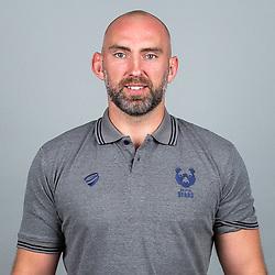 John Muldoon - Robbie Stephenson/JMP - 01/08/2019 - RUGBY - Clifton Rugby Club - Bristol, England - Bristol Bears Headshots 2019/20