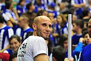 DESCRIZIONE : Sassari Lega A 2012-13 Dinamo Sassari Montepaschi Siena<br /> GIOCATORE : Tifosi dinamo<br /> CATEGORIA : Tifoseria<br /> SQUADRA : Dinamo Sassari<br /> EVENTO : Campionato Lega A 2012-2013 <br /> GARA : Dinamo Sassari Montepaschi Siena<br /> DATA : 14/01/2013<br /> SPORT : Pallacanestro <br /> AUTORE : Agenzia Ciamillo-Castoria/M.Turrini<br /> Galleria : Lega Basket A 2012-2013  <br /> Fotonotizia : Sassari Lega A 2012-13 Dinamo Sassari Montepaschi Siena<br /> Predefinita :