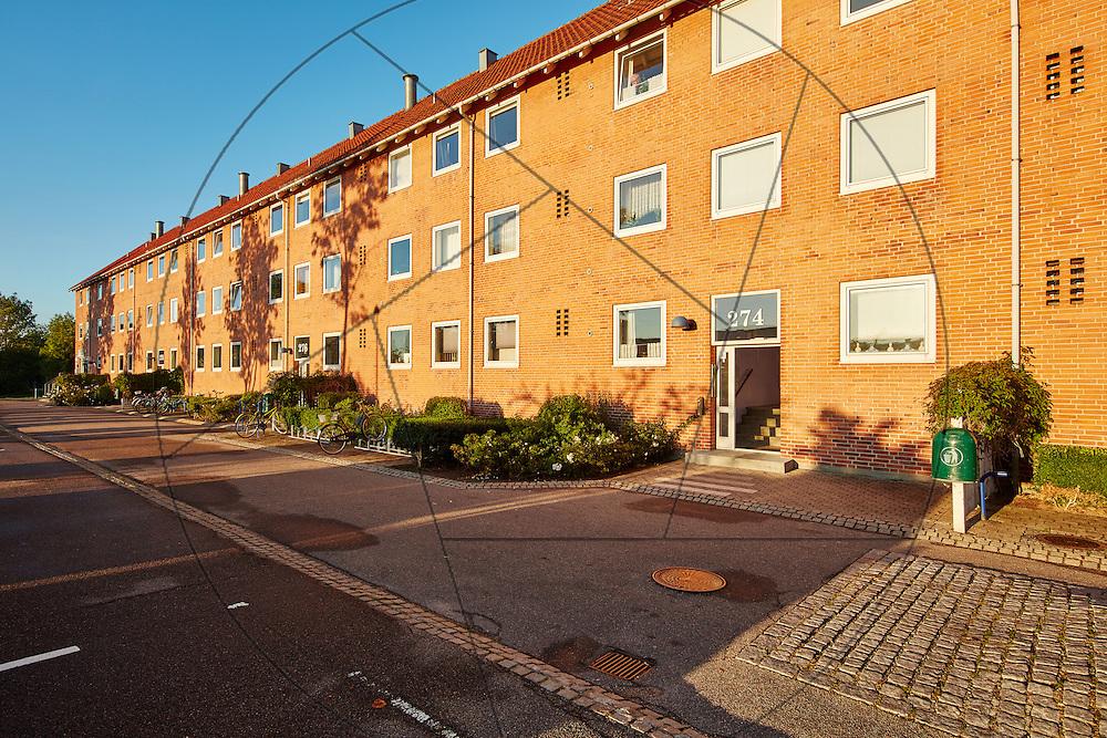 Brøndby Strand, Etagebyggeri, Brøndby, BO-Vest, lejeboliger, Gildesager_ Lindeager