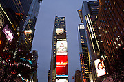 Times Square and Theater distric,Manhattan New York,U.S.A.
