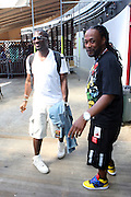 l to r: Corey Smith and Super Natural backstage at The 2009 Rock the Bells Concert presented by Guerilla Union in association with Budweiser and held at Jones Beach July 19, 2009 in Babylon, NY..Few events can claim to both capture and define a movement, yet this is precisely what Rock The Bells has done since its inception in 2003. Rock The Bells is more than a music festival. It has become a genuine rite of passage for thousands of core, social, conscious, and independent Hip Hop enthusiasts, and Hip Hop Heads Globally. ..Rock The Bells is the ultimate Hip Hop platform and premiere music experience in America. Rock The Bells has established a forum of unparalleled diversity and excellence by uniting the biggest names involved with urban culture.