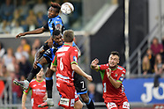 KV Oostende and Club Brugge - 15 Oct 2017