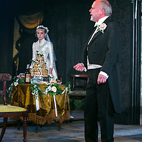 Ivanov by Anton Chekhov;<br /> New version by David Hare;<br /> Directed by Jonathan Kent;<br /> Olivia Vinall (as Sasha);<br /> Jonathan Coy (as Pavel Lebedev);<br /> Chichester Festival Theatre, Chichester, UK;<br /> 14 October 2015.