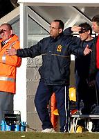 Photo: Dave Linney.<br />Shrewsbury Town v Leyton Orient. Coca Cola League 2. 04/03/2006.Shrewsbury MgrGary Peters