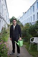 Khaled ist ANGEKOMMEN in Hamburg. Dass das so gut geklappt hat,<br /> verdankt der 35-Jährige auch seinen guten Deutschkenntnissen.