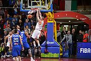 János Eilingsfeld <br /> Italia - Ungheria<br /> FIBA World Cup Qualifiers 2019<br /> Varese, 22/01/2019<br /> Foto: Ivan Mancini / Ciamillo