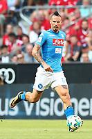 Marek Hamsik Napoli<br /> Monaco 02-08-2017  Stadio Allianz Arena<br /> Football Audi Cup 2017 <br /> Bayern Monaco - Napoli<br /> Foto Cesare Purini / Insidefoto