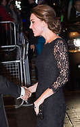 Kate Middleton - Royal Variety Performance 2014