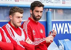 Will Grigg of Sunderland before kick off - Mandatory by-line: Arron Gent/JMP - 10/08/2019 - FOOTBALL - Portman Road - Ipswich, England - Ipswich Town v Sunderland - Sky Bet League One