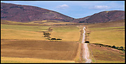 Long Road, Sacred Valley, Peru, 2003