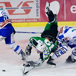 20101128: SLO, AUT, Ice Hockey - EBEL League, 23rd Round