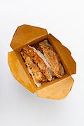 Pork Dumplings from Didi Dumpling ($6.35)