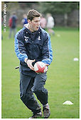 Sale Sharks Premier rugby camp at Stockport. 19-04-2006.
