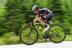 Tjasa Susnik competes at Sloveian Road Cycling Championship Time Trial 2020 Gorje - Pokljuka, on June 28, 2020 in Pokljuka, Slovenia. Photo by Matic Klansek Velej / Sportida