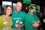 2012 March 14 - Yelp held an Elite Only party at Fado Irish Pub in Mary Brickell, featuring a variety of Bushmill's whiskey blends, Miami, Florida. (Photo by: www.photobokeh.com / Alex J. Hernandez) 1/25 f/8 ISO400 28mm This image is copyright PhotoBokeh.com and may not be reproduced or retransmitted without express written consent of PhotoBokeh.com. ©2012 PhotoBokeh.com - All Rights Reserved