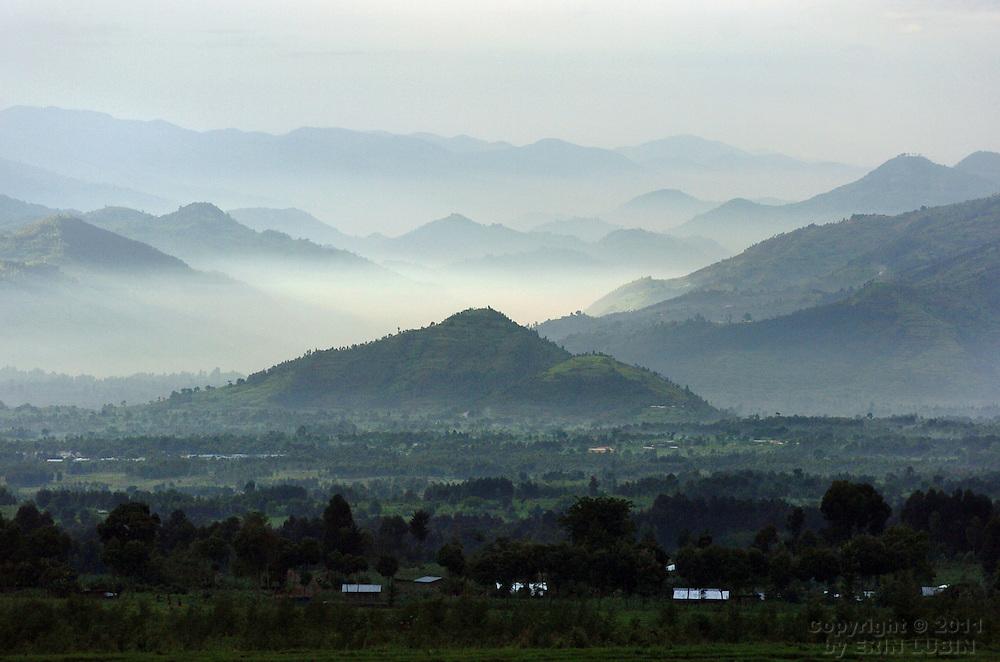Ruhengeri, Rwanda, October, 2006..Photo by Erin Lubin
