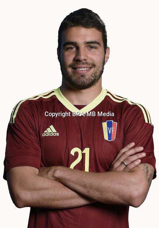 Football Conmebol_Concacaf - <br />Copa America Centenario Usa 2016 - <br />Venezuela National Team - Group C - <br />Alexander David Gonzalez