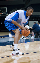Player #106.  The National Basketball Players Association held a camp for the Top 100 high school basketball prospects at the John Paul Jones Arena at the University of Virginia in Charlottesville, VA from June 20, 2007 through June 23, 2007.