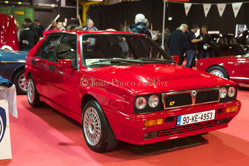Lancia Delta Integrale, 4wd