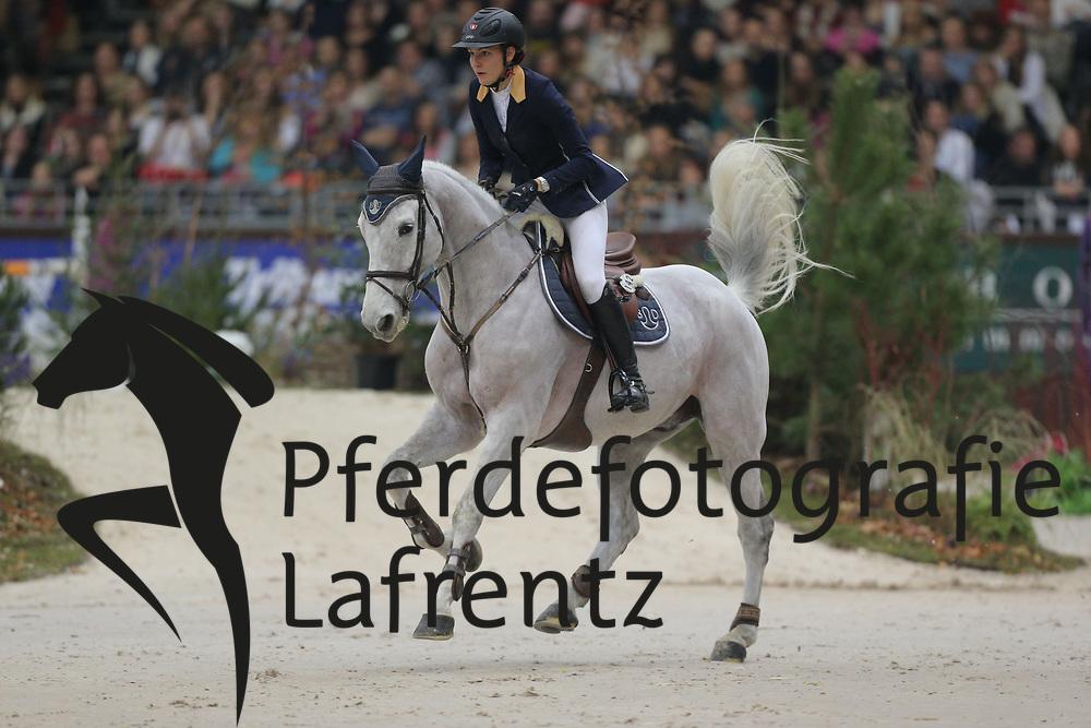 Steiner, Nadja, Capuera II<br /> Genf - Rolex Grand Slam 2013<br /> Rolex Top 10 Finale<br /> © www.sportfotos-lafrentz.de / Stefan Lafrentz