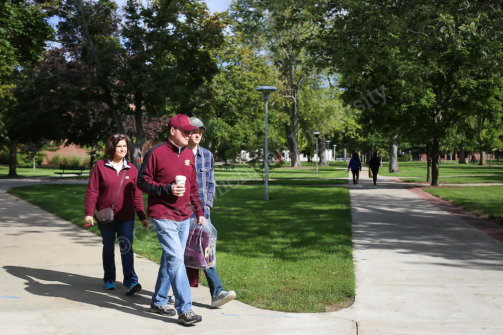 CMU &amp; You Day, September 2015<br /> <br /> Specifically designed to showcase Central Michigan University to high school students and their families in an open house format, CMU &amp; You Day is the premier opportunity to discover everything CMU has to offer &ndash; all while experiencing the excitement of a Division I campus during a home football Saturday.