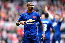 Ashley Young of Manchester United - Mandatory by-line: Robbie Stephenson/JMP - 19/03/2017 - FOOTBALL - Riverside Stadium - Middlesbrough, England - Middlesbrough v Manchester United - Premier League