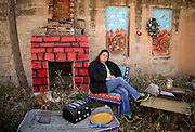 Sammi DeVilbiss; Bisbee, Arizona, USA; 2015