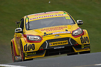 #30 Martin Depper Team Shredded Wheat Racing with Duo  Ford Focus ST  during Round 4 of the British Touring Car Championship  as part of the BTCC Championship at Oulton Park, Little Budworth, Cheshire, United Kingdom. May 20 2017. World Copyright Peter Taylor/PSP.