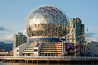 Science World, Vancouver, British Columbia