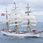 The Tall Ships Parade Kristiansand 2015.
