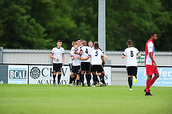 Corby Town v Romulus Steel Park, Corby Evo-Stik Northern Premier Division One South Saturday 12th August 2017