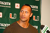 Dwayne Johnson Donation 2007