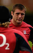 Marlow, GREAT BRITAIN,  Ben COHEN,  with sporting a black eye, during the ,  England Rugby Training session,  at Bisham Abbey, ENGLAND. 31/10/2006. [Photo, Peter Spurrier/Intersport-images].....
