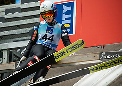 Jacqueline Seifriedsberger of Austria during Day 3 of World Cup Ski Jumping Ladies Ljubno 2019, on February 10, 2019 in Ljubno ob Savinji, Slovenia. Photo by Matic Ritonja / Sportida