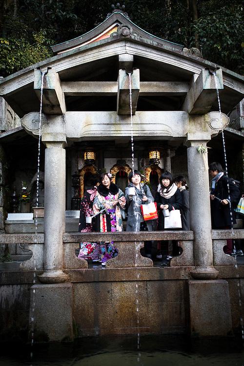 KYOTO , JAPAN - JANUARY 10 : during the  at Kyoto, , Japan. January 10, 2016. Photo: Richard Atrero de Guzman