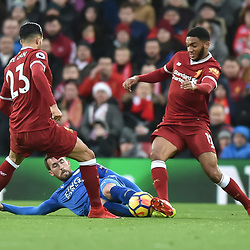 Liverpool v Leicester | Premier League | 30 December 2017