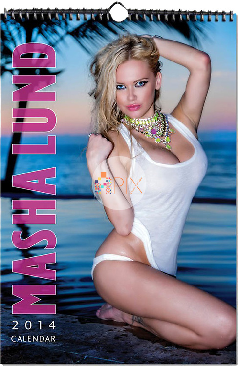 Masha Lund | 2014 Calendar offered exclusively by TF Publishing http://www.tfpublishing.com/products/2014-masha-lund-wall-calendar