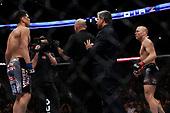 UFC 158 Fights