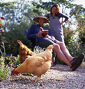 Los Angeles, California: The Germinators is a garden club created by artists in Los Angeles, California (Photo: Ann Summa).