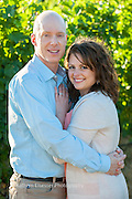 Romantic viineyard images at Carlton Cellars Vineyard