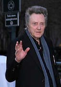Christopher Walken attends the Vanity Fair Party celebrating the 2013 Tribeca Film Festival at the State Supreme Courthouse in New York City, New York on April 16, 2013.