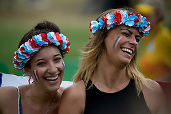 French supporters<br /> Olympic Games Rio 2016<br /> © Hippo Foto - Dirk Caremans<br /> 08/08/16