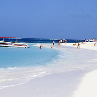 beach scene, Anguilla, British West