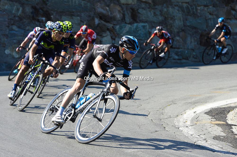 Leopold Konig - Team Sky - 29.05.2015 - Tour d'Italie - Etape 19 :  Gravellona Toce / Cervinia<br />Photo : Sirotti / Icon Sport