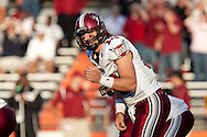 September 3, 2009:  15 Valcin, Barry of the Troy Trojans during the NCAA footbal game game between Trpy Trojans and BGSU Falcons atDoylt Perry Stadium in Bowling Green, Ohio